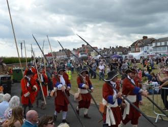 Suffolk Armed Forces Weekend