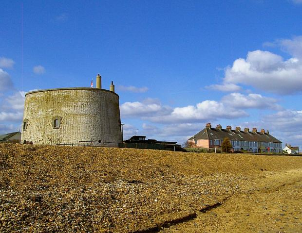 Martello Towers - Martello Tower 'U'