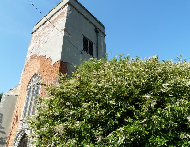 Churches in Felixstowe - St. Mary's Church