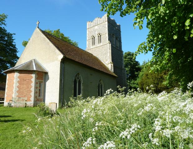 Churches in Felixstowe - St. Ethelbert's Church