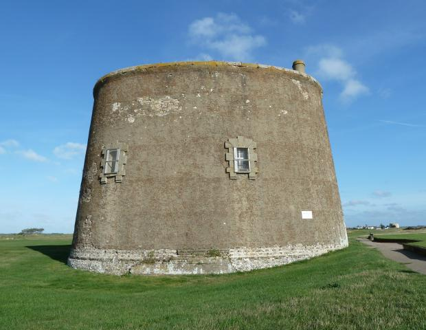 Martello Towers - Martello Tower 'T'