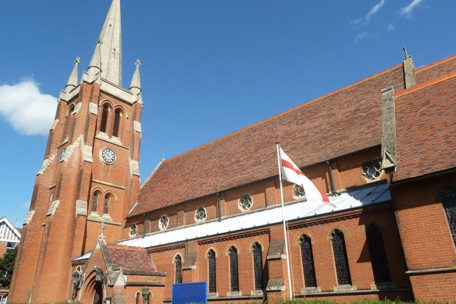 Churches in Felixstowe - St. John's Church